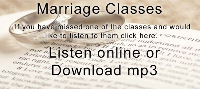Marriage Classes in Monte Vista